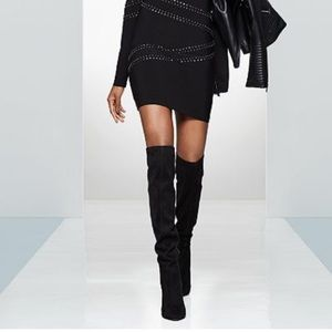 EUC Call It Spring Rosenman over-the-knee boots